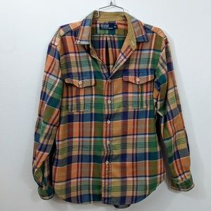Polo by Ralph Lauren plaid long sleeve